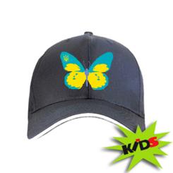 Купити Дитяча кепка Український метелик