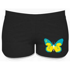 Купити Жіночі шорти Український метелик