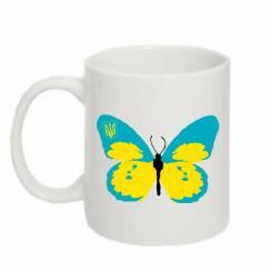 Купити Кружка 320ml Український метелик