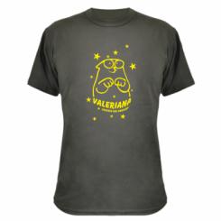 Камуфляжна футболка Валеріана