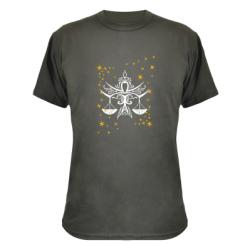 Камуфляжна футболка Ваги