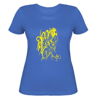 Купити Жіноча футболка Virgo (Діва)