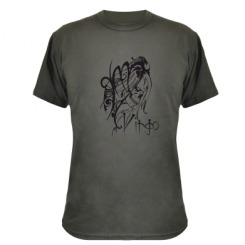 Купити Камуфляжна футболка Virgo (Діва)
