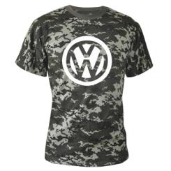 Купити Камуфляжна футболка Volkswagen