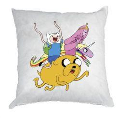 Подушка Время Приключений