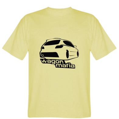 Футболка Wagon Mafia Логотип