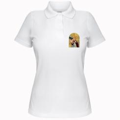 Жіноча футболка поло Walter Sobchak