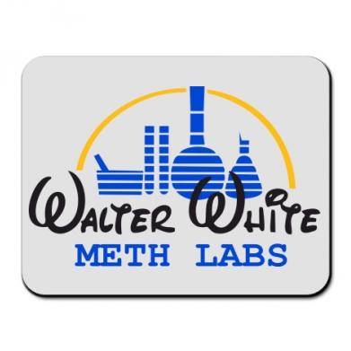 Килимок для миші Walter White Meth Labs