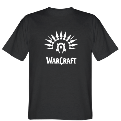 Футболка WarCraft Logo