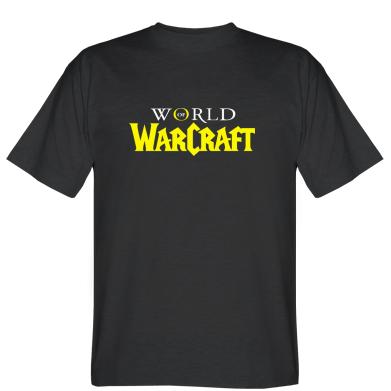 Футболка WarCraft