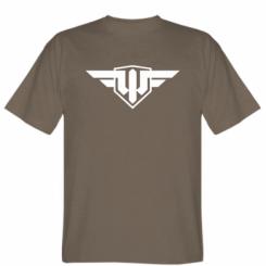 Футболка World of Warplanes Logo