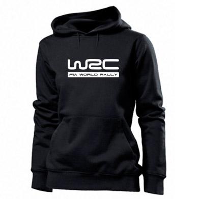 Купити Толстовка жіноча WRC