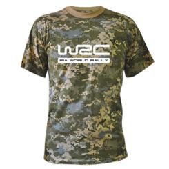 Купити Камуфляжна футболка WRC