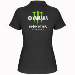Жіноча футболка поло Yamaha Monster Energy
