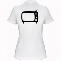Купити Жіноча футболка поло Ящик