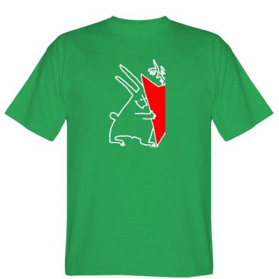 Футболка Заєць з морквою