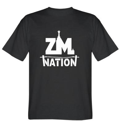 Футболка ZM nation