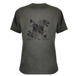 Купити Камуфляжна футболка Знаки зодіаку
