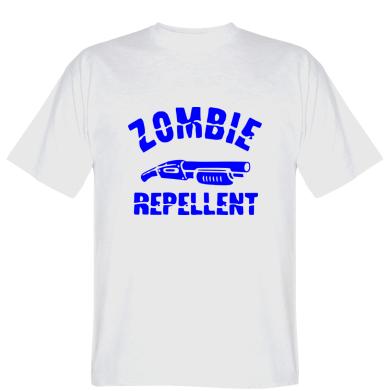Футболка Zombie repellent