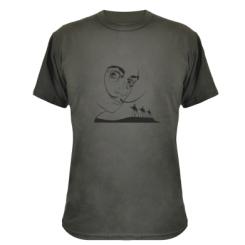 Купити Камуфляжна футболка Зоряні війни